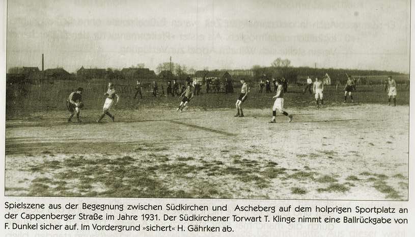 SSV Südkirchen 1931