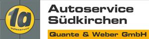 SV Südkirchen - Logo Autoservice Südkirchen-Logo