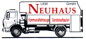 SV Südkirchen - Logo LKW Neuhaus