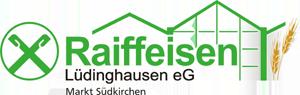 SV Südkirchen - Logo Raiffeisen